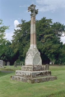 Windsor Memorial Cross