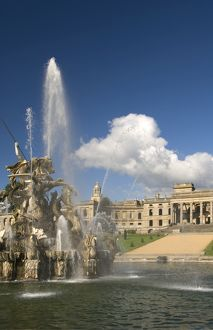Witley Court fountain N071797