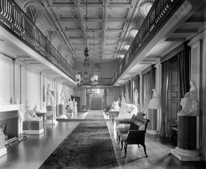 Witley Court Sculpture Gallery c.1920 BL25083