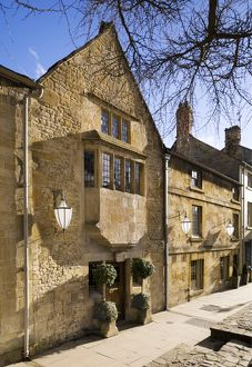 Woolstaplers Hall Chipping Camden DP137286