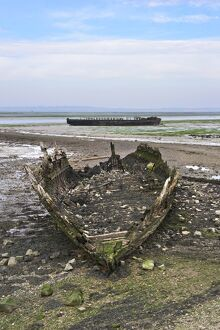 Wrecks, Elmley Ferry N100303